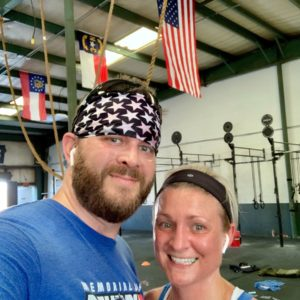 Aaron and Betsy Bentons success story